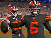 A deslumbrante estréia de Baker Mayfield Browns; são favoritos do título de Jags? – NFL.com
