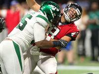 Roundup: Quinnen Williams, do Jets, multado por ser atingido