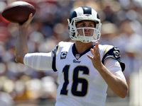 Jared Goff discretamente lidera Rams para aperfeiçoar o início de 3 a 0 – NFL.com