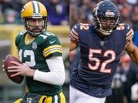 NFL Kickoff: O que observar no abridor de Packers-Bears