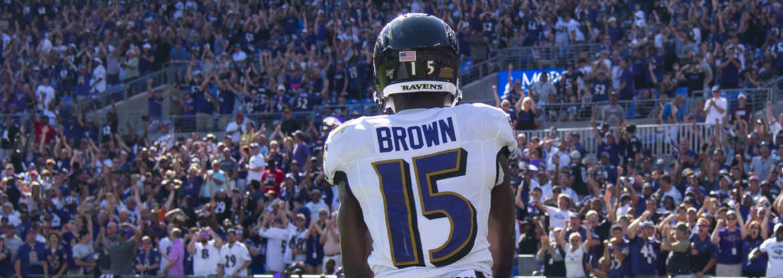 Ravens WR Marquise Brown supostamente sem nome no processo de Antonio Brown, que provavelmente será entrevistado pela NFL – WEEI
