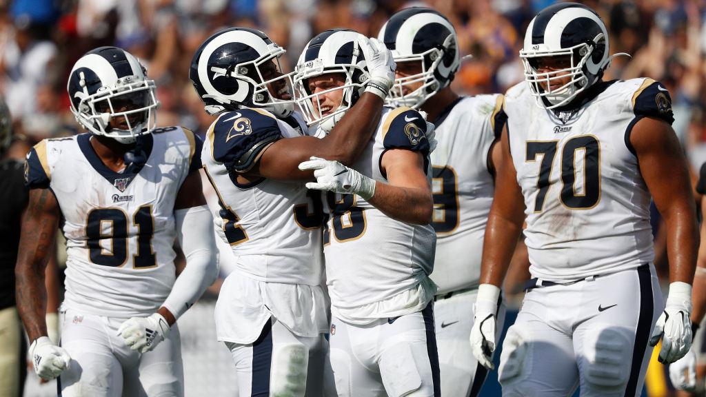 Rams Semana 2 conta contagens: lesões Blythe e Higbee mudar planos ofensivos – Rams Wire