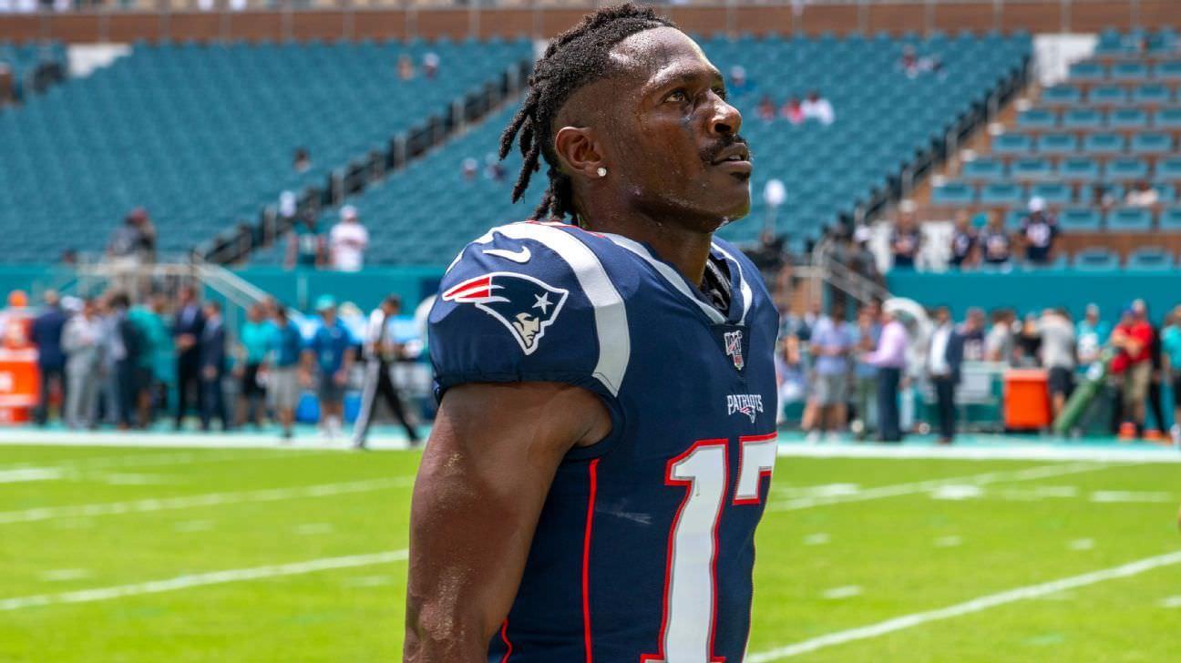 AB diz que terminou com a NFL; chama Kraft, Ben