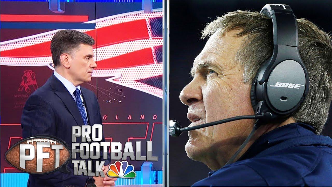 Antonio Brown será capaz de se encaixar com o Patriots? | Conversa de futebol profissional | NBC Sports – NBC Esportes