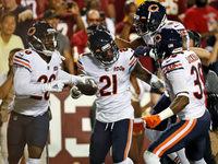 O que aprendemos com a vitória dos Bears sobre os Redskins