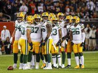 A defesa de Mike Pettine carregando Packers para variar