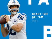 Start 'Em, Sit' Em Semana 4: Quarterbacks – NFL.com
