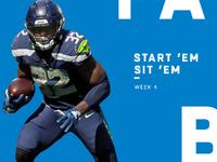Start 'Em, Sit' Em Semana 4: Running backs – NFL.com