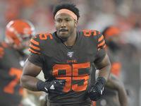 Garrett promete jogar 'da mesma maneira', devagar Lamar – NFL.com
