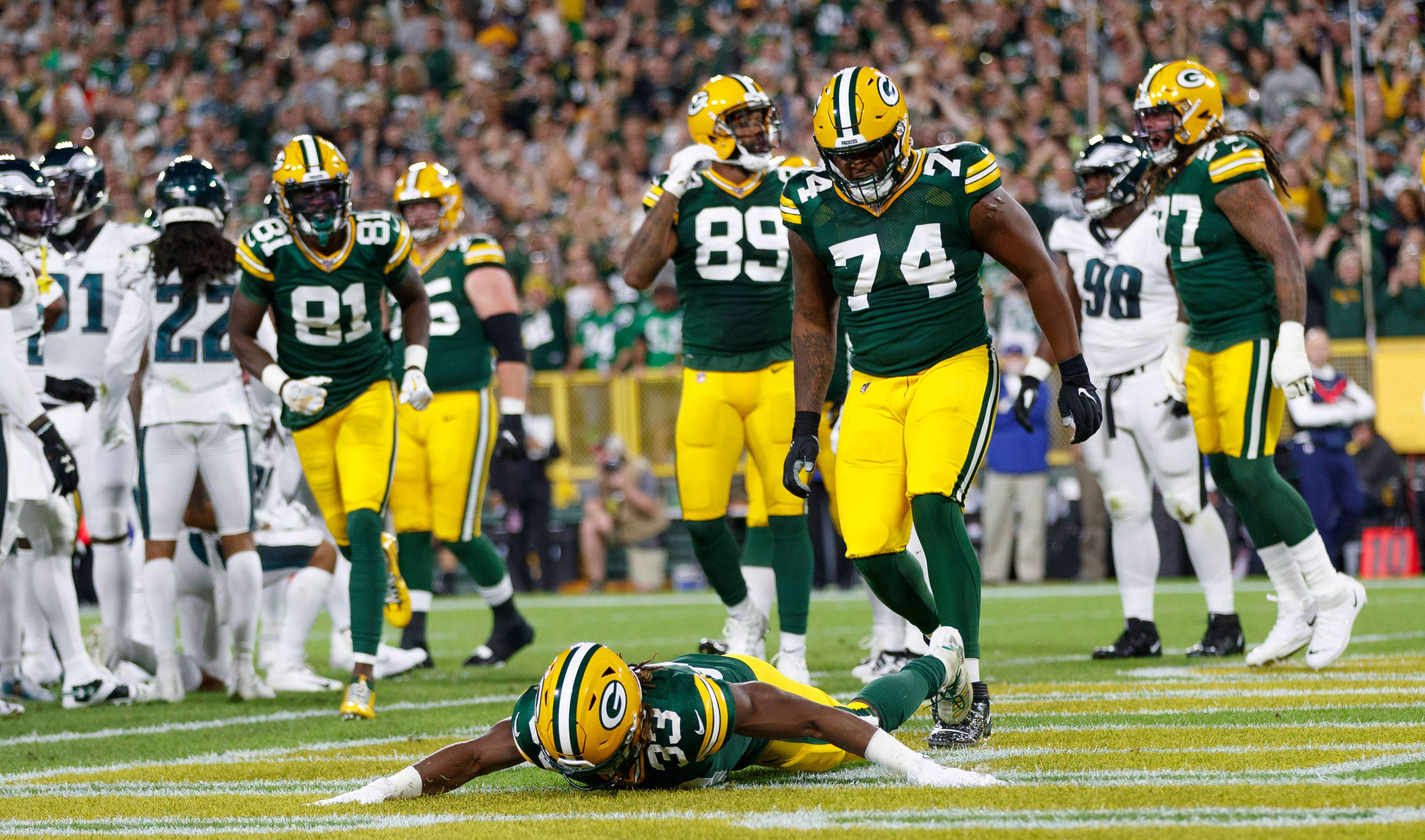 Fotos da semana 4 da NFL