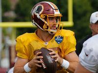 Redskins inicia veterano Colt McCoy vs. Patriots – NFL.com