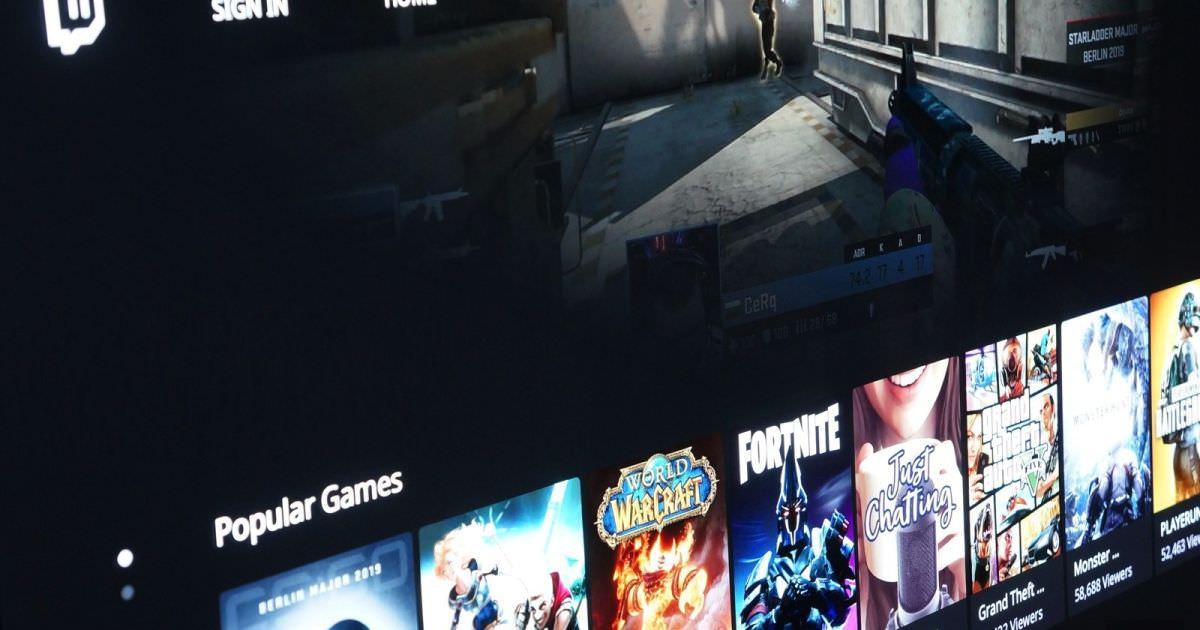 Twitch está oficialmente disponível na Apple TV
