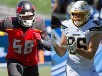 Relatório da semana 6 sobre lesões nos jogos da NFL de domingo