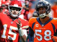 O que observar em Chiefs-Broncos em 'MNF'