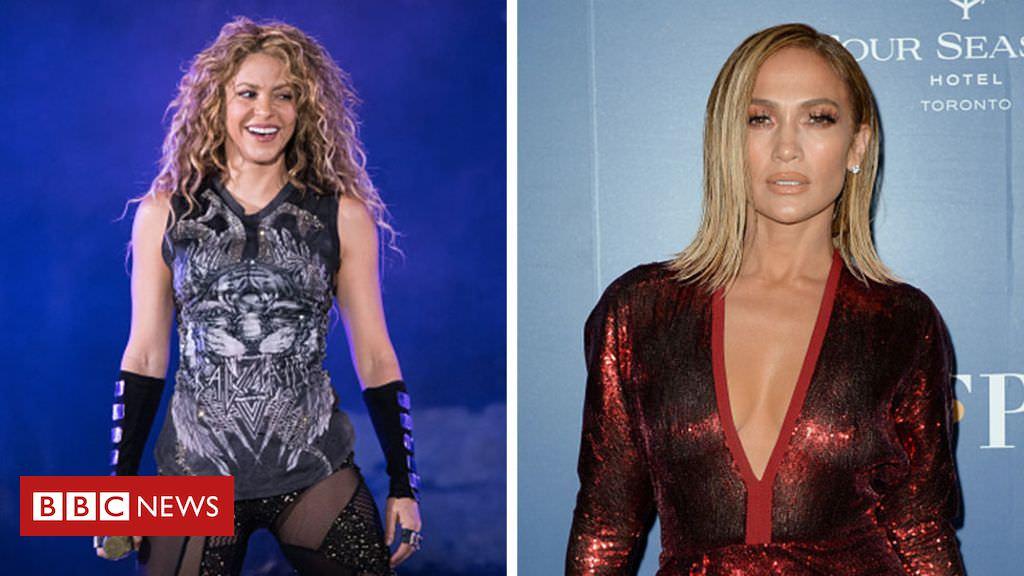 Super Bowl: Shakira e Jennifer Lopez encabeçam show no intervalo