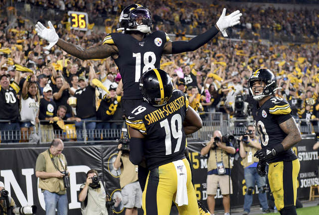 Tim Benz: feitos de força da vitória do Steelers sobre o Bengals (finalmente) – TribLIVE High School Sports Network