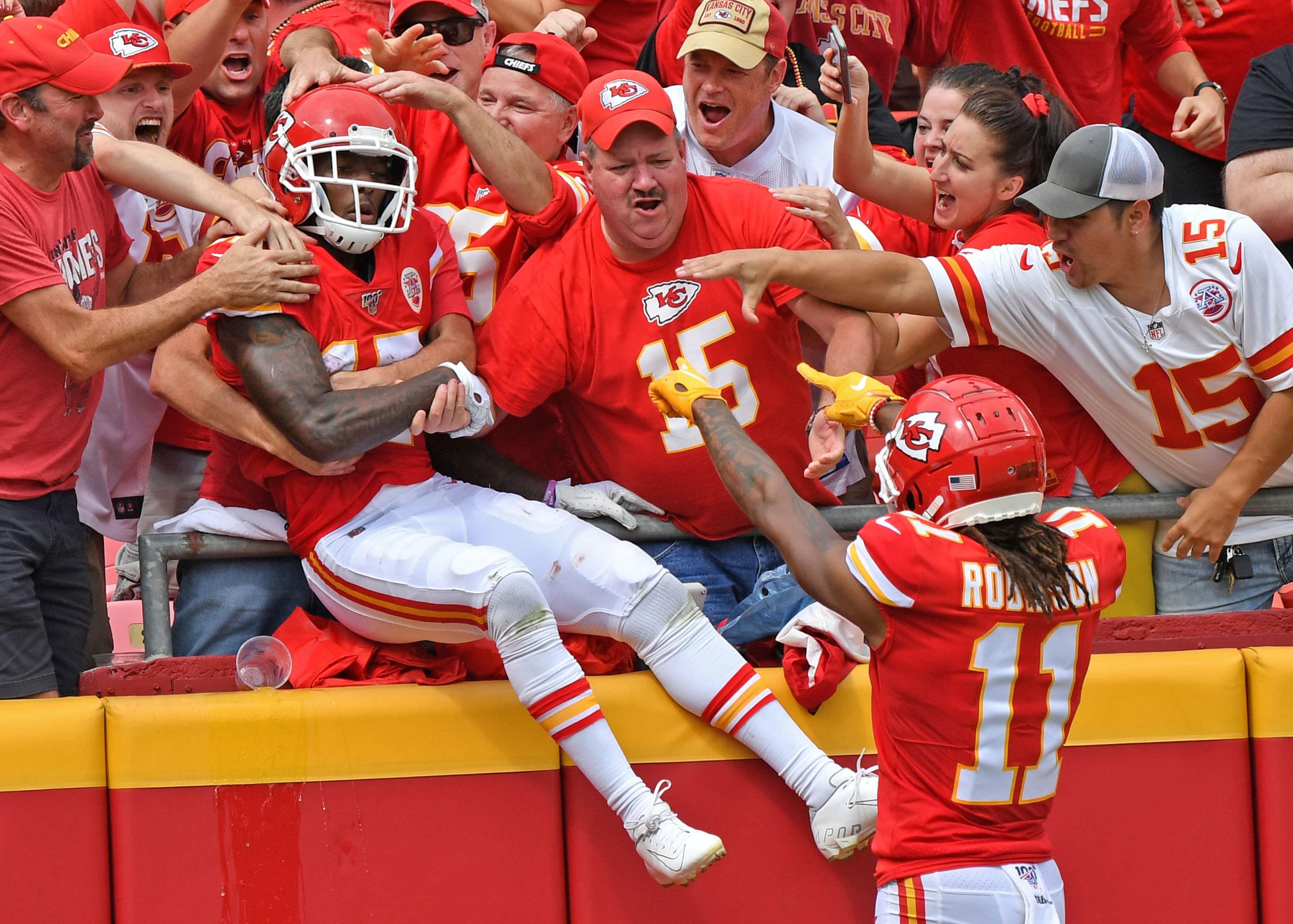 Por que o Kansas City Chiefs venceu o Baltimore Ravens era tão importante – Arrowhead Addict
