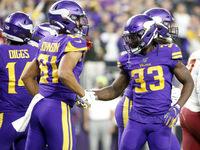 O que aprendemos com a vitória dos Vikings sobre os Redskins