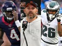 Carneiros, águias, ursos: candidatos ou pretendentes? – NFL.com