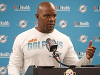 Flores 'não vai adivinhar' blitz total – NFL.com