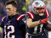 Roundup: Brady e Edelman chegam ao relatório de lesão de Pats