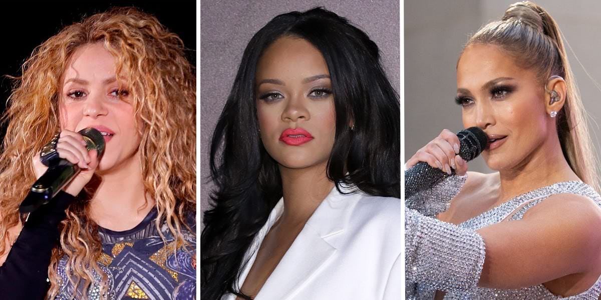 Rihanna diz que recusou o show do intervalo do Super Bowl porque não queria ser 'esgotada' e 'capacitadora'