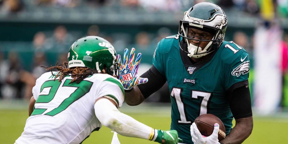O melhor valor joga na sua formação do DraftKings para a Semana 6 da temporada da NFL
