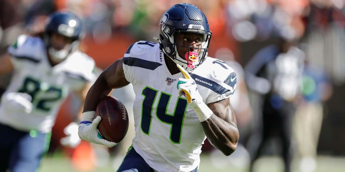 O melhor valor joga na sua escalação do DraftKings para a Semana 8 da temporada da NFL