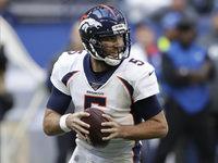 Broncos colocam QB Joe Flacco (pescoço) na reserva machucada