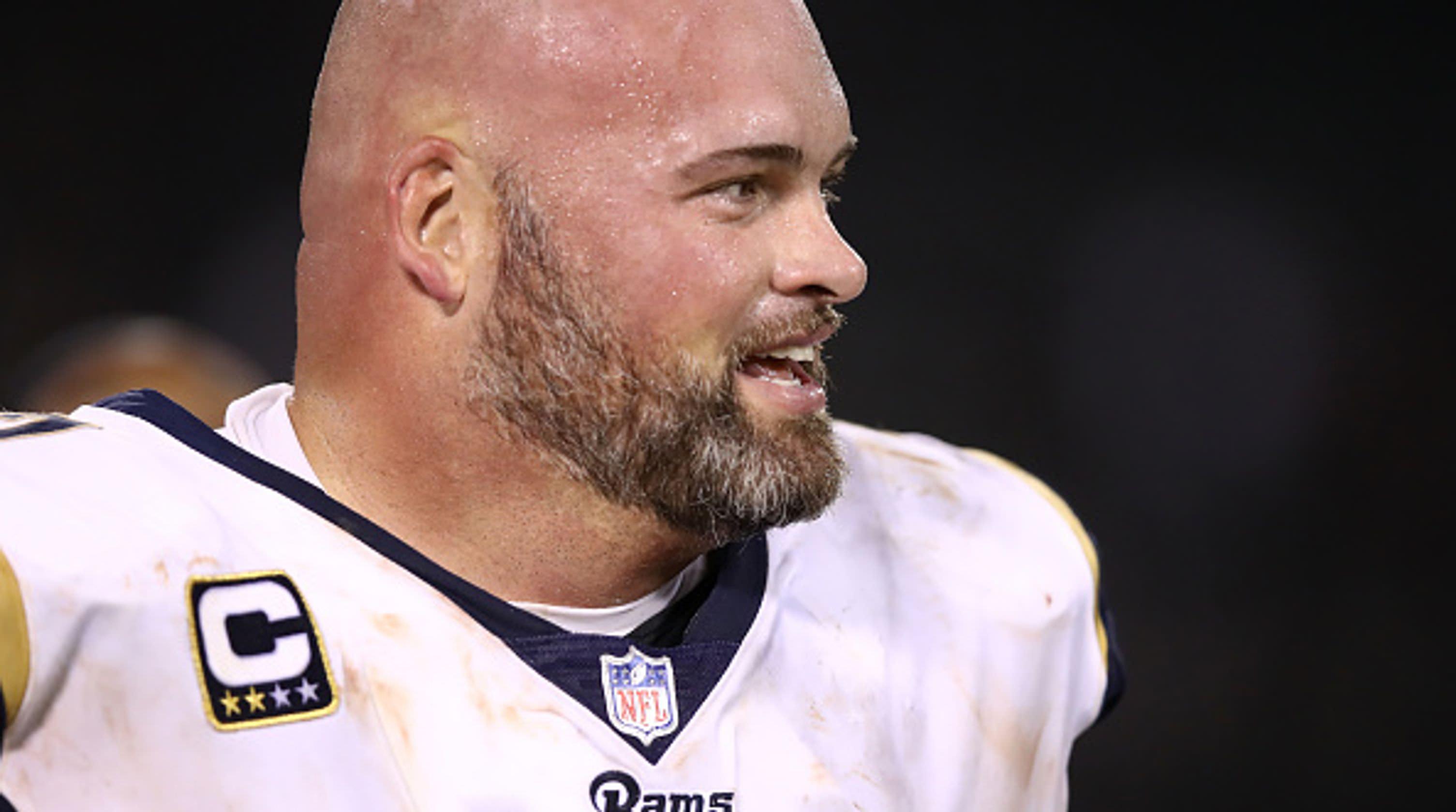 Watch: Andrew Whitworth de Rams bloqueia um defensor dos Vikings em outro – Cincinnati.com