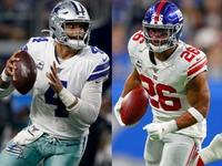 O que observar em Cowboys-Giants em 'MNF'