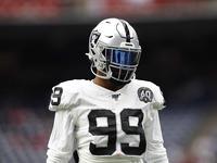 Arden Key dos Raiders (pé) provavelmente fora do resto da temporada