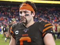 Baker Mayfield: Browns só precisam 'manter o rumo'