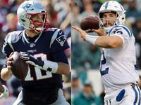 Cinco coisas para assistir em Colts-Patriots em 'TNF'