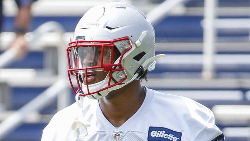Reação de inativos Patriots-Ravens: 'Keal Harry não fará sua estréia na NFL – NESN