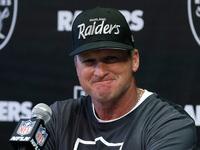 Jon Gruden, do Oakland Raiders, ganha primeira vitória em quase 10 anos – NFL.com