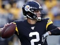 Steelers OC: Mason Rudolph saindo do seu melhor jogo