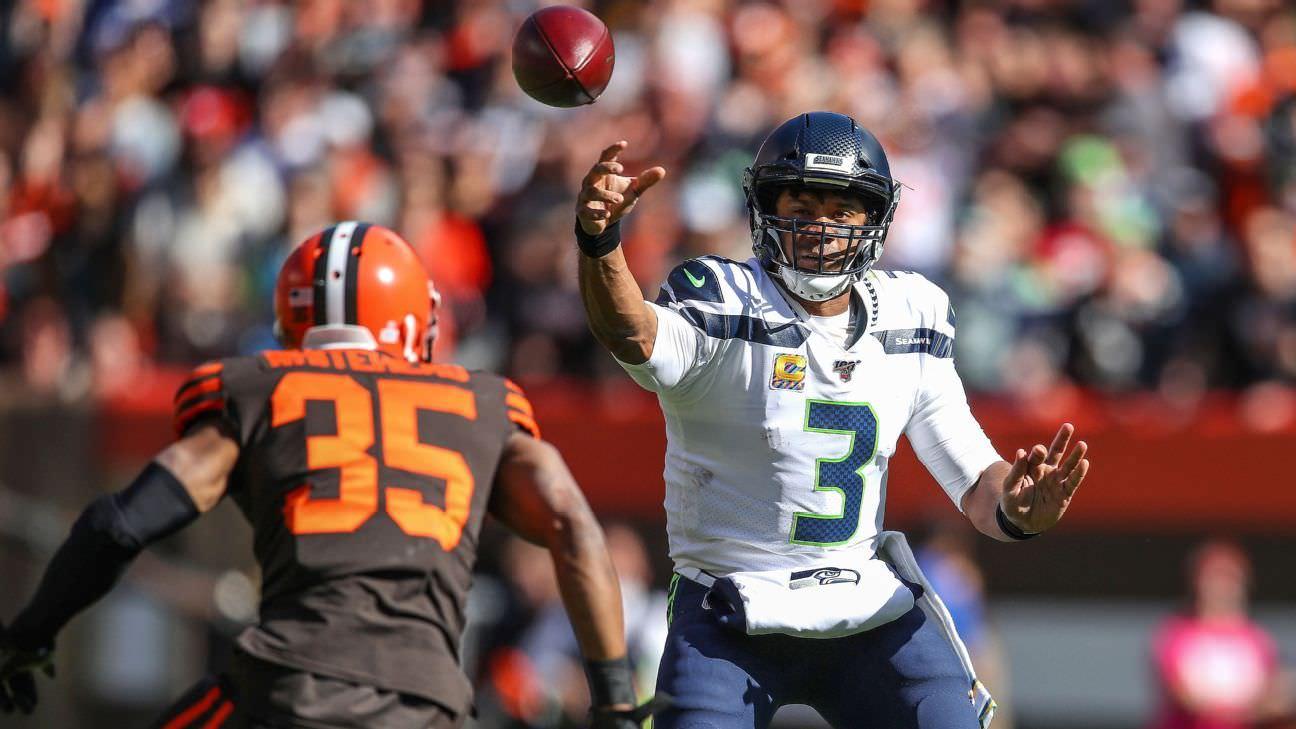 O melhor quarterback da NFL em cada jogada e situação: 35 categorias