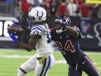 """T.Y. Hilton assume a culpa pela perda de Colts: """"Totalmente comigo"""""""