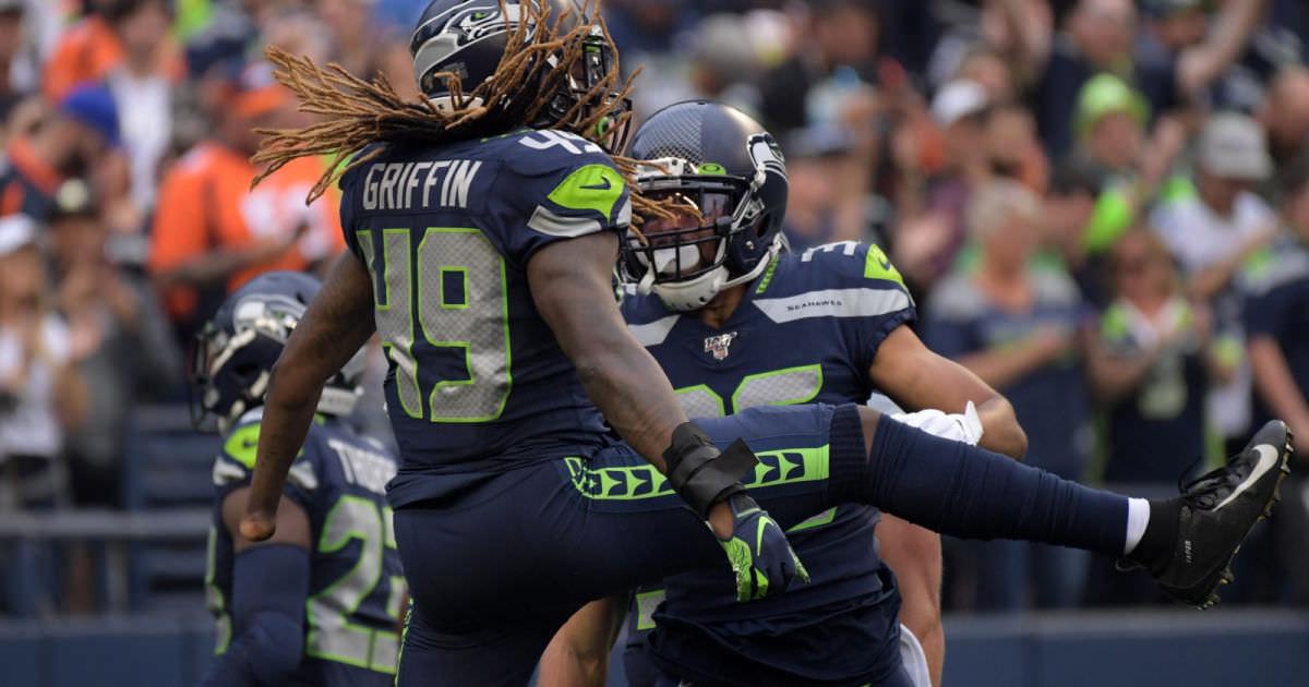 A tecnologia FlyEase da Nike entra em campo com o Seahawks LB Shaquem Griffin