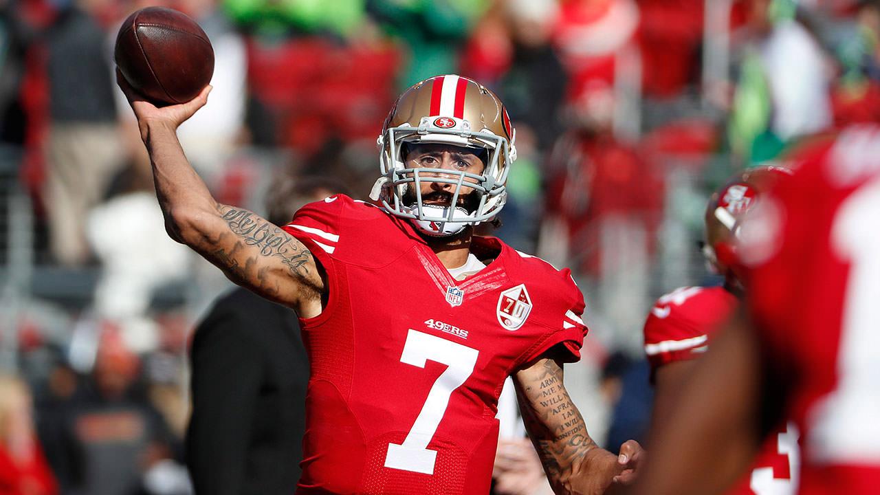 Treino de NFL de Colin Kaepernick mudou no último minuto – Sportsnet.ca