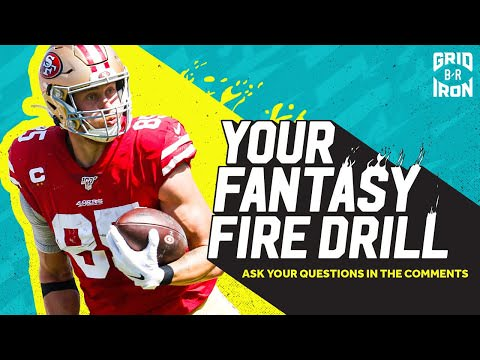 """Conselho de futebol da fantasia da semana 8 da NFL   """"Seu treino de fogo de fantasia"""" – Relatório da Bleacher"""