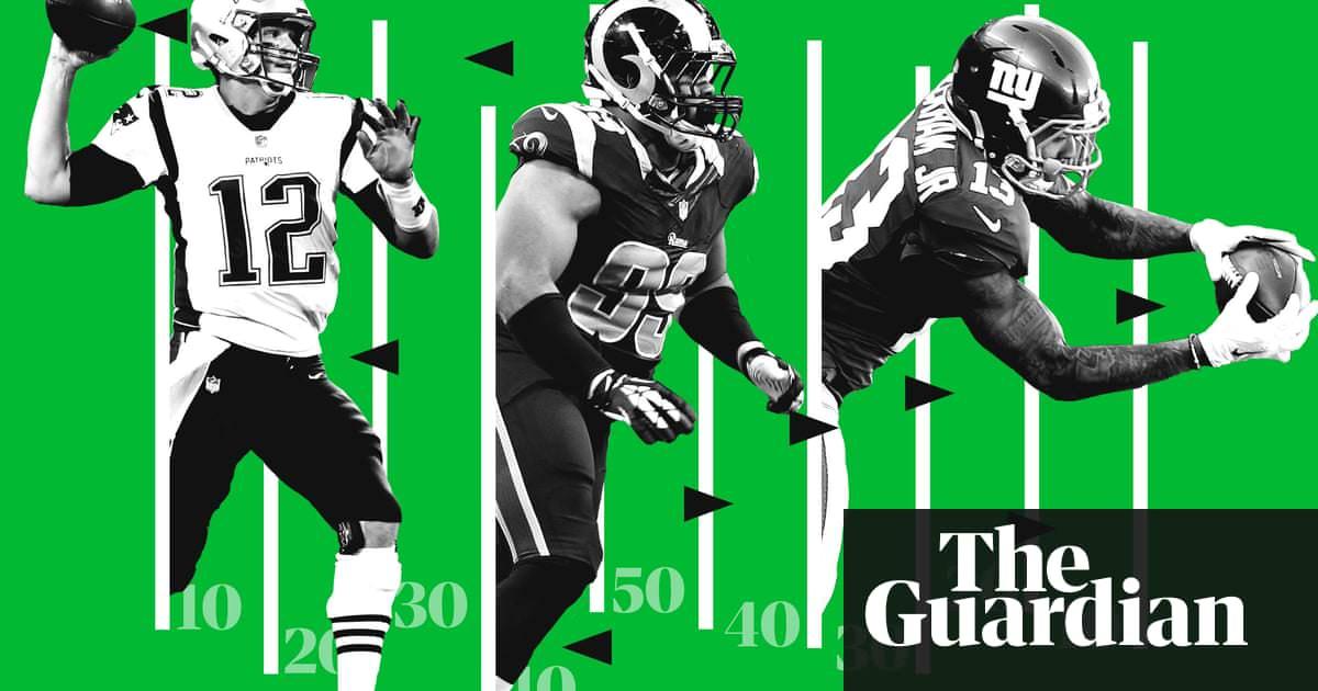 Previsões da NFL 2018  nossos escritores chamam os vencedores ... b586f579fc5