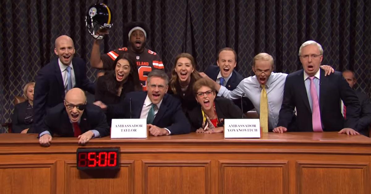 'SNL' transforma impeachment na novela que sempre foi (com Jon Hamm)