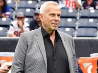 Steve Tisch, do Giants: a temporada foi 'muito frustrante'
