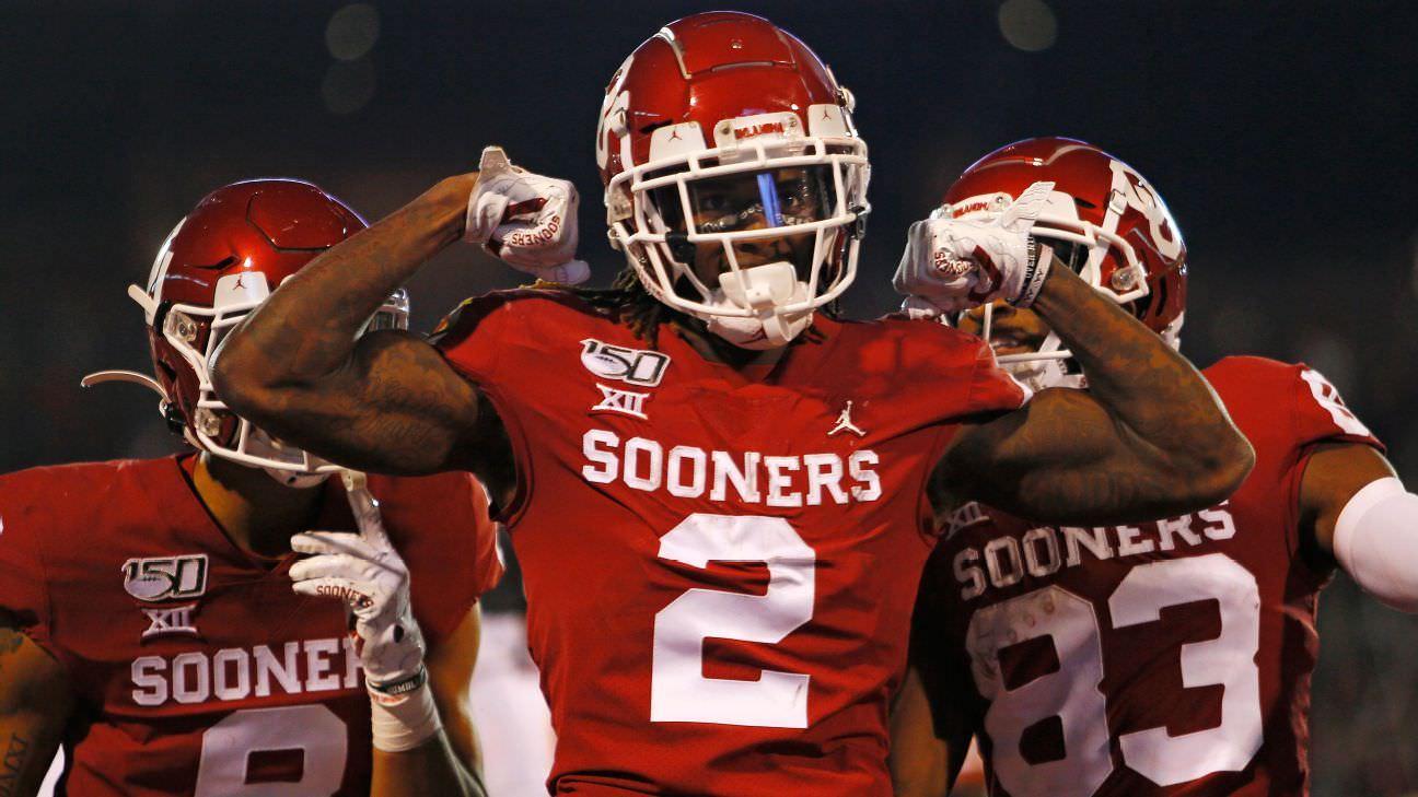 Conheça a classe WR de elite para o draft da NFL 2020: 8 potenciais iniciantes