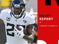 Lesões: Leonard Fournette não deve praticar – NFL.com