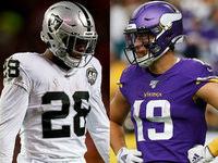 Relatório da semana 14 sobre lesões nos jogos da NFL de domingo