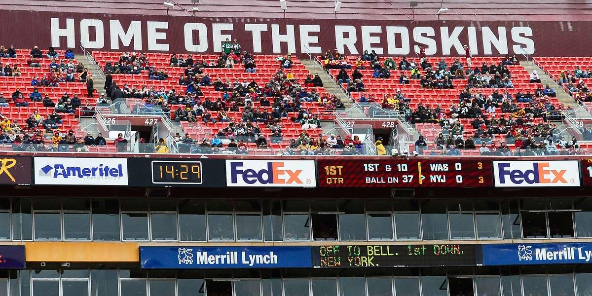 Custa apenas US $ 6 para ir ao jogo da NFL mais triste da temporada