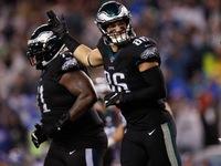 O que aprendemos com a vitória do Eagles no AT sobre os Giants
